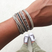 User Generated Content for Nakamol Mixed Cream Wrap Bracelet