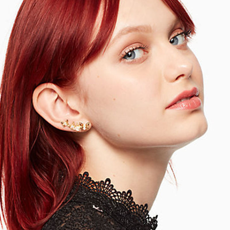 User Generated Content for Kate Spade Social Butterfly Ear Climbers