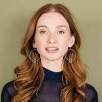 User Generated Content for Kendra Scott Elora Earrings in Gold and Aqua Opal