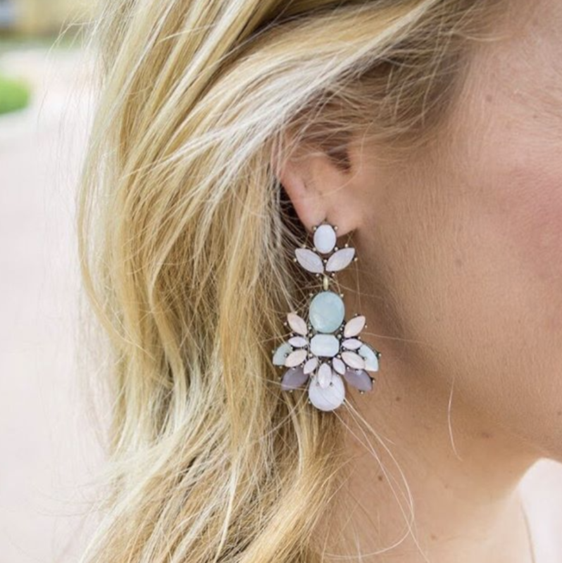 User Generated Content for Perry Street Perla Statement Earrings