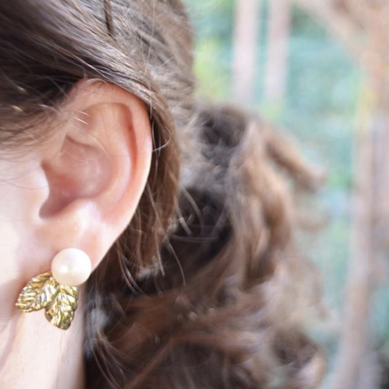 User Generated Content for Kate Spade Lavish Blooms Mini Studs