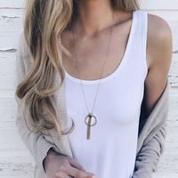 User Generated Content for Aster Ianthe Fringe Pendant