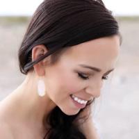 User Generated Content for Kendra Scott Elle Earrings in Rose Quartz