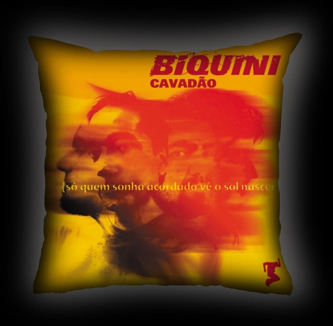 Almofada Biquini - Só Quem Sonha