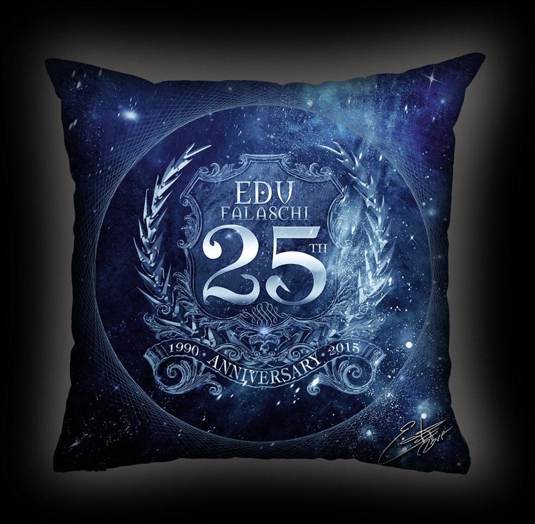 Almofada Edu Falaschi - 25 Anos