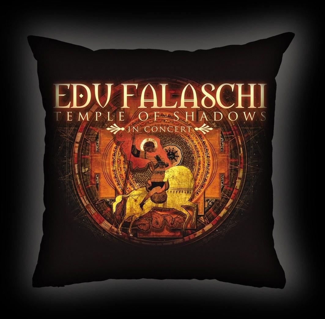 Almofada Edu Falaschi - Temple Of Shadows