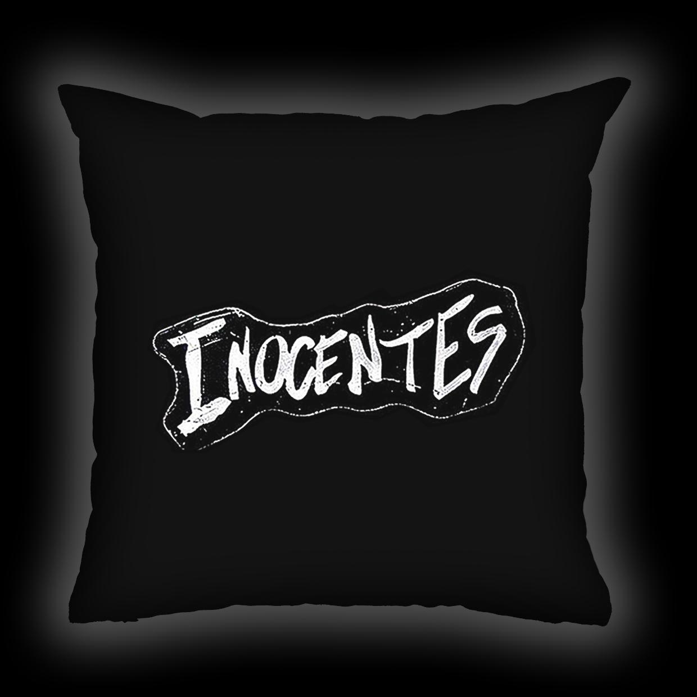 Almofada Inocentes - Logo