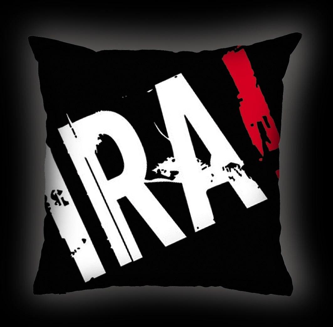 Almofada Ira!