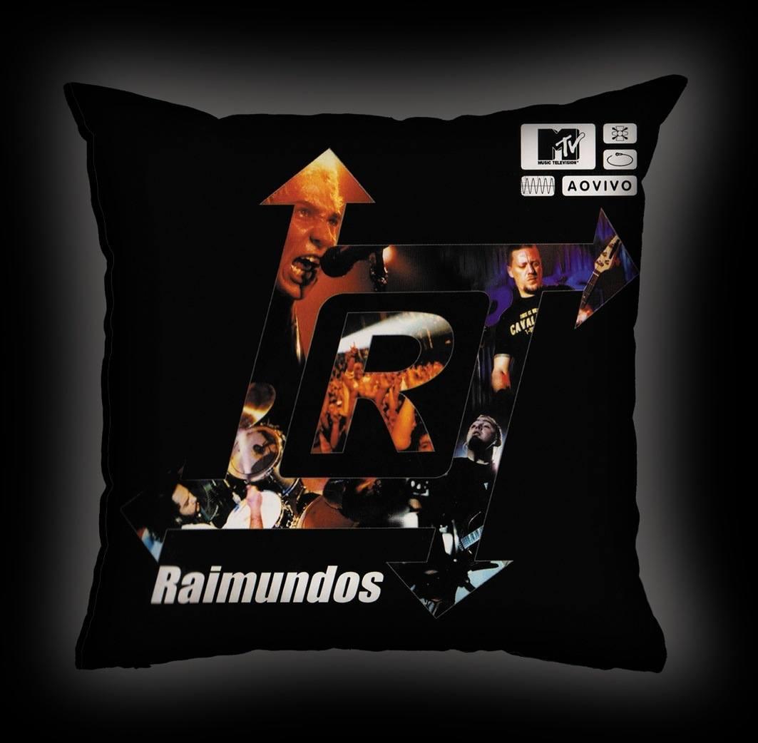 Almofada Raimundos - MTV Ao Vivo