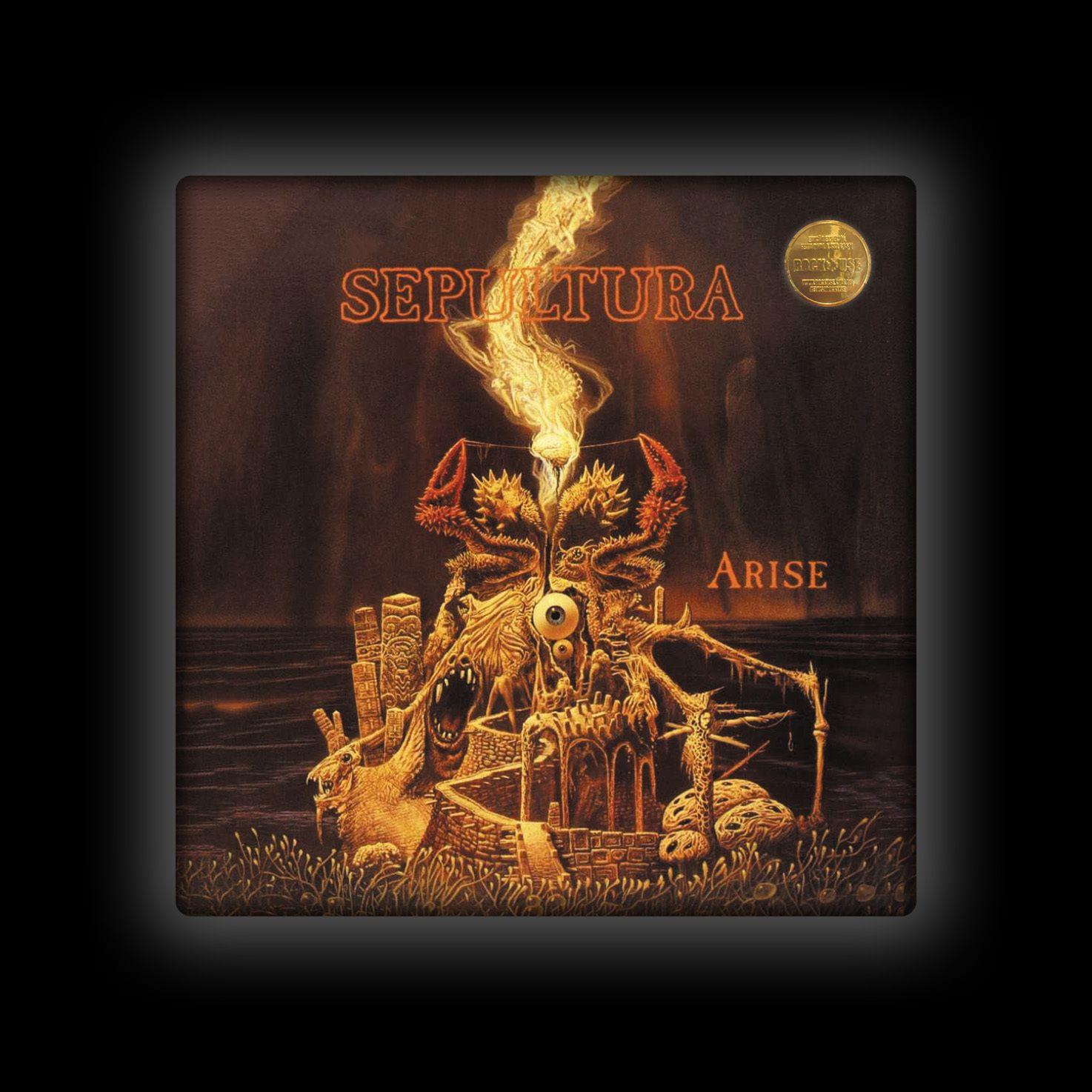 Capa de Almofada Sepultura - Arise