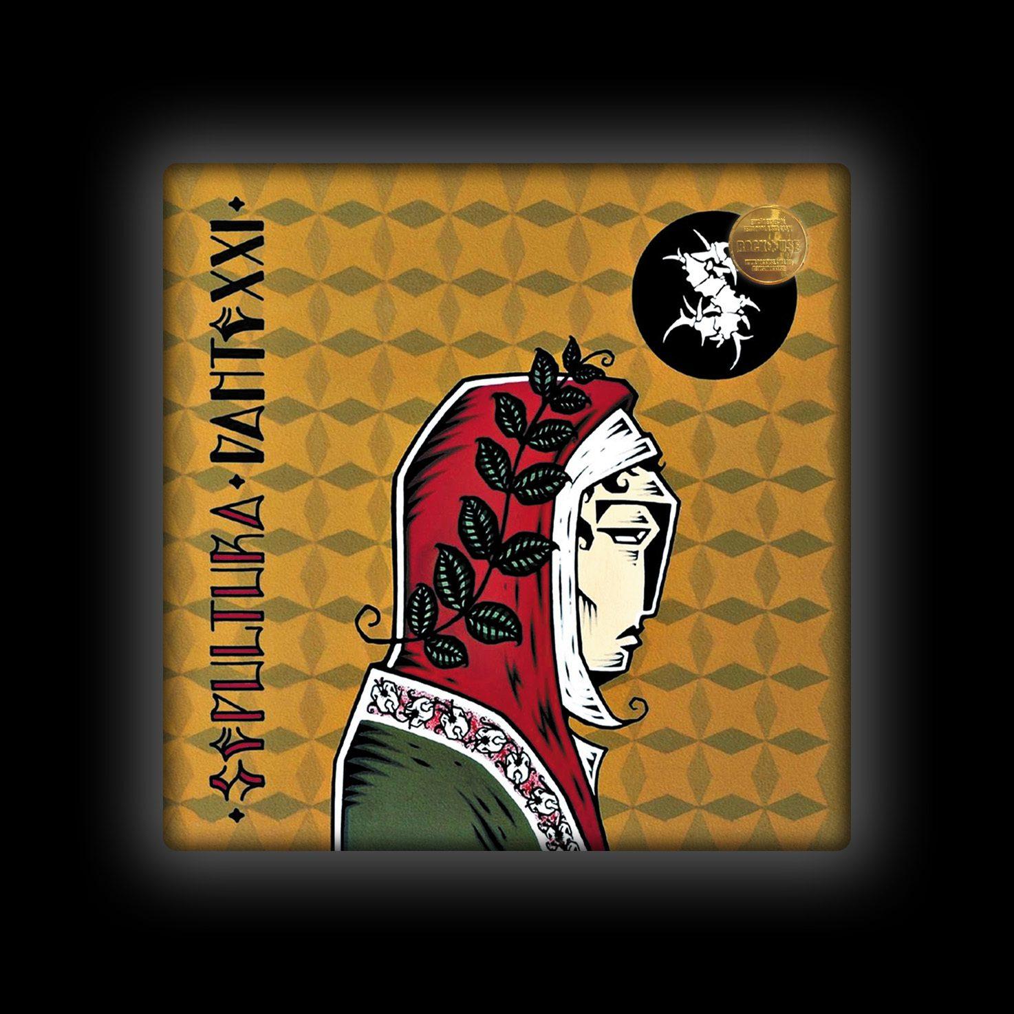 Capa de Almofada Sepultura - Dante XXI