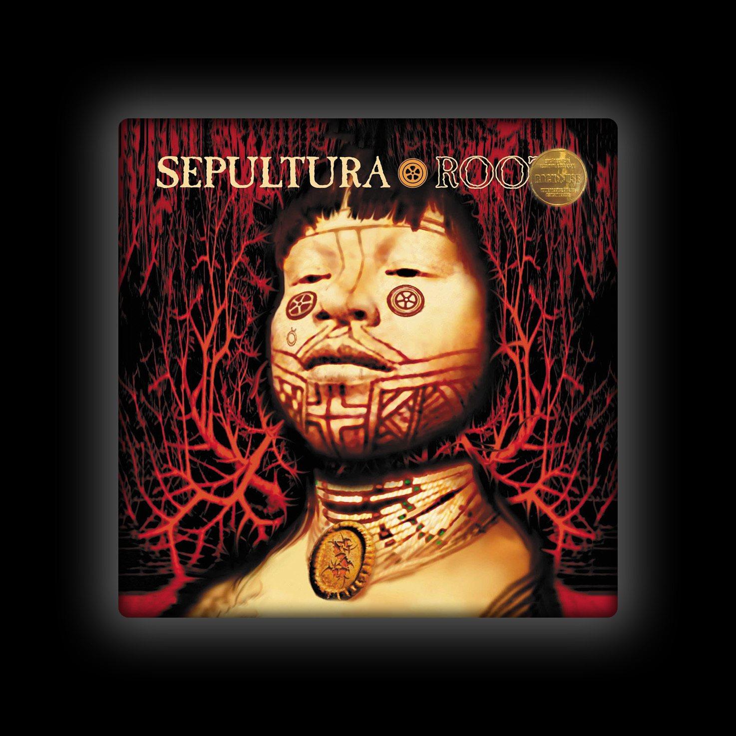 Capa de Almofada Sepultura - Roots