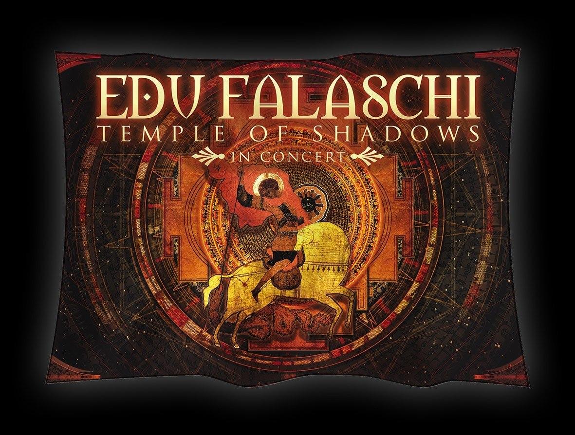 Bandeira Edu Falaschi - Temple of Shadows