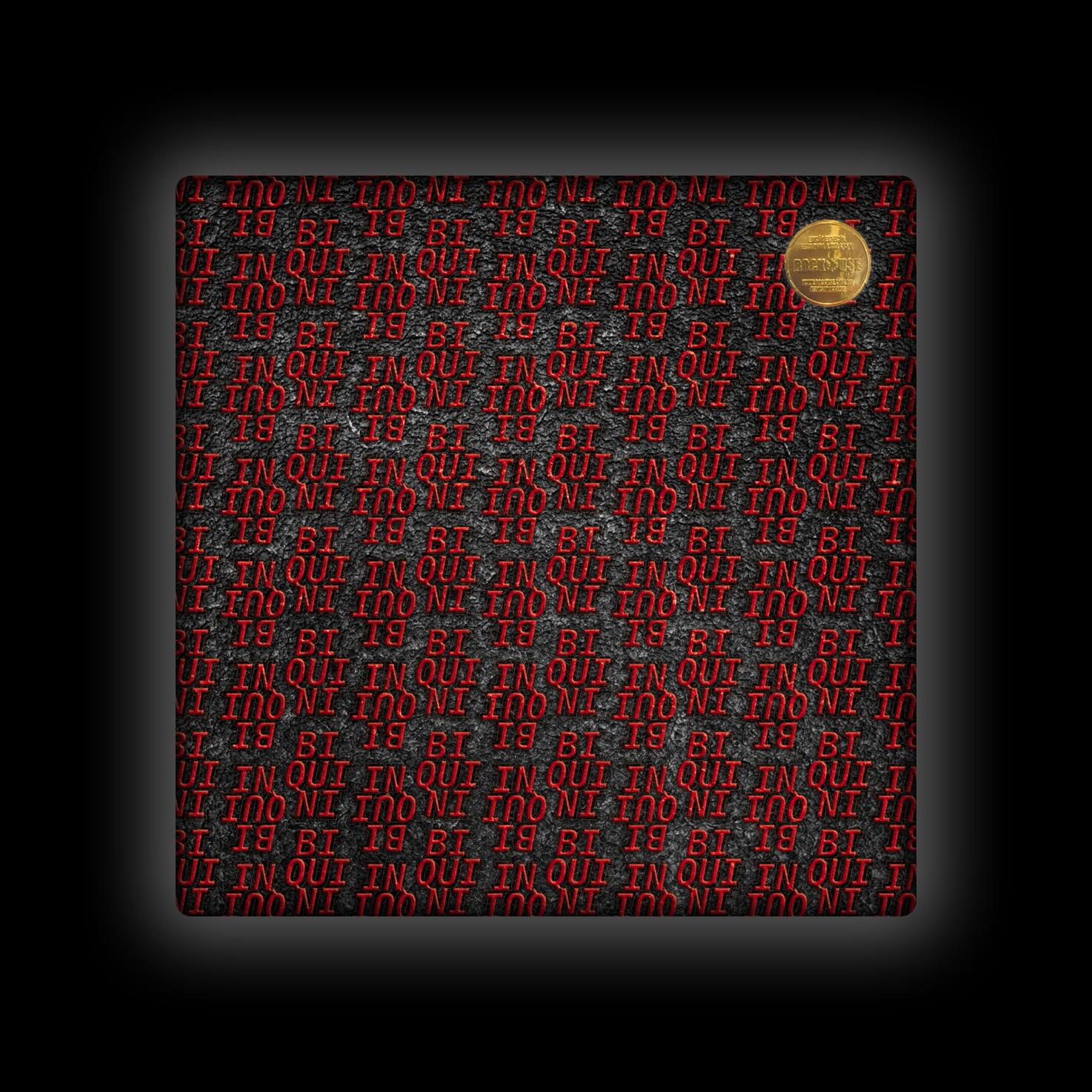 Capa de Almofada Biquini - Wall - Vermelha