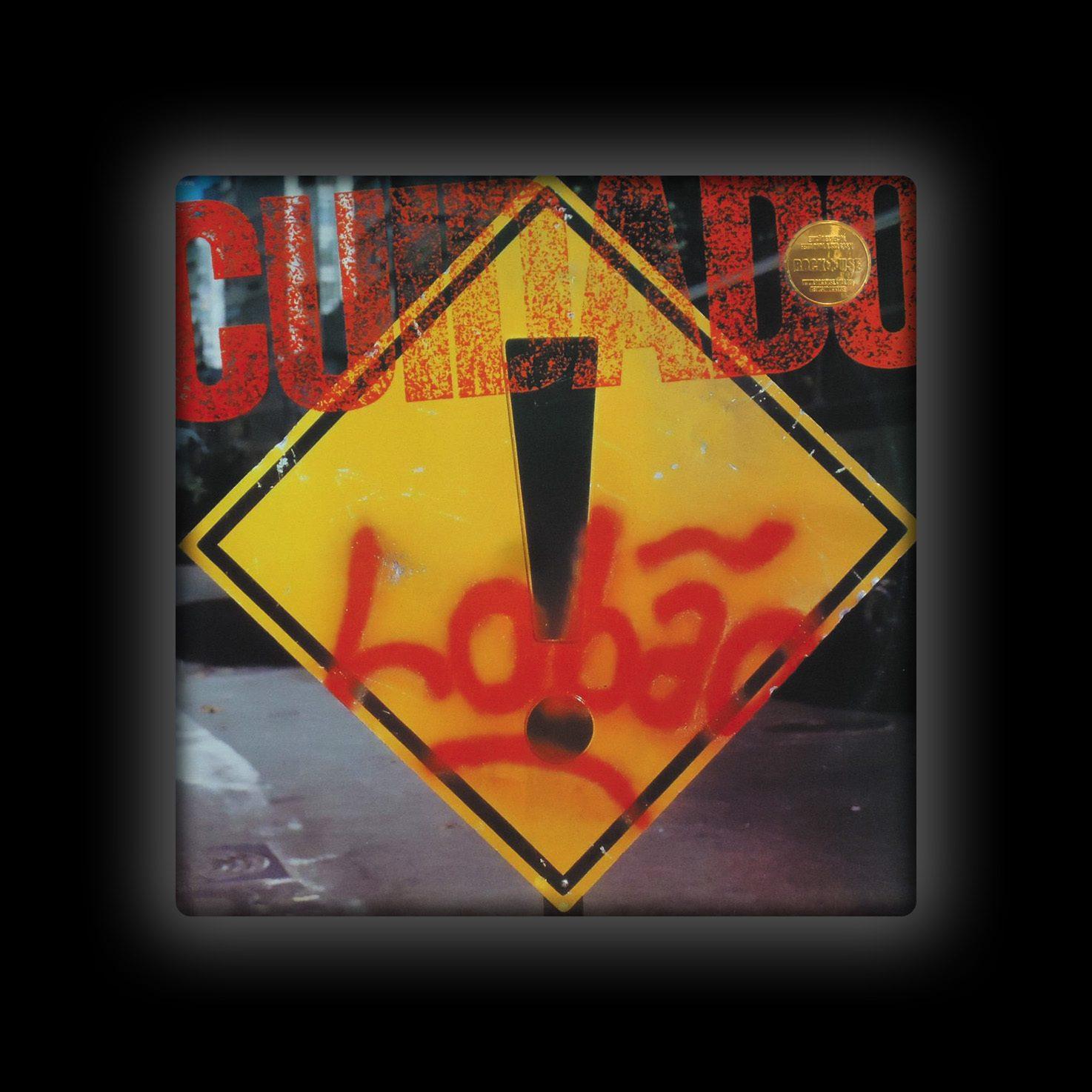 Capa de Almofada Lobão - Cuidado