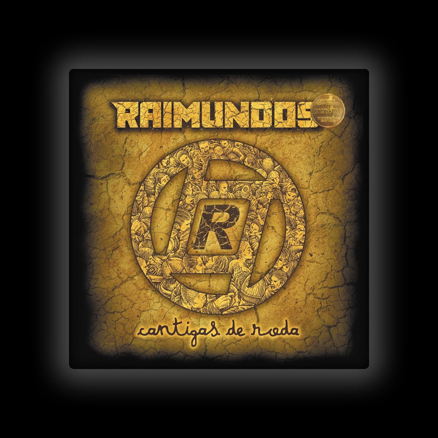 Capa de Almofada Raimundos - Cantigas de Roda