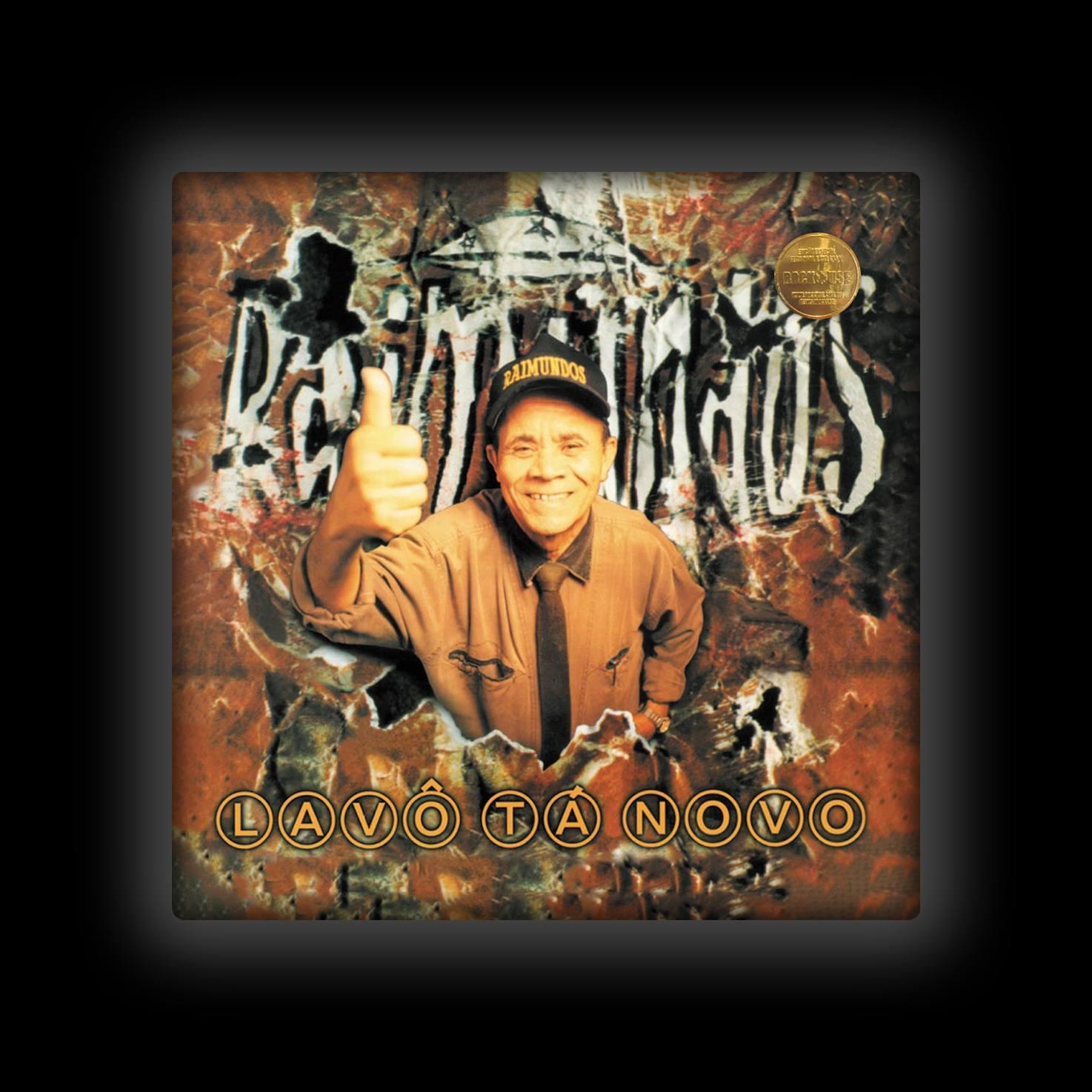 Capa de Almofada Raimundos - Lavô Tá Novo