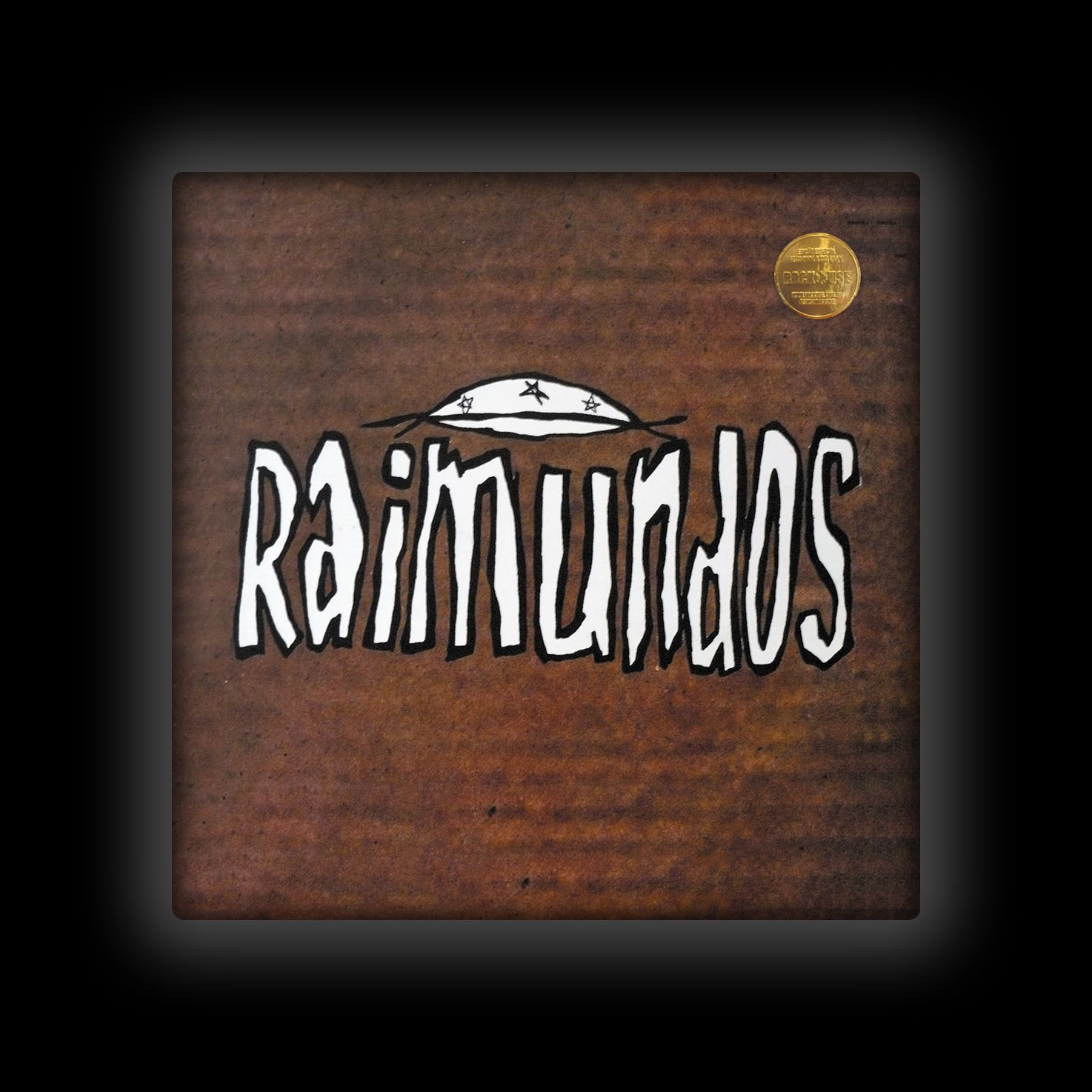 Capa de Almofada Raimundos - Raimundos