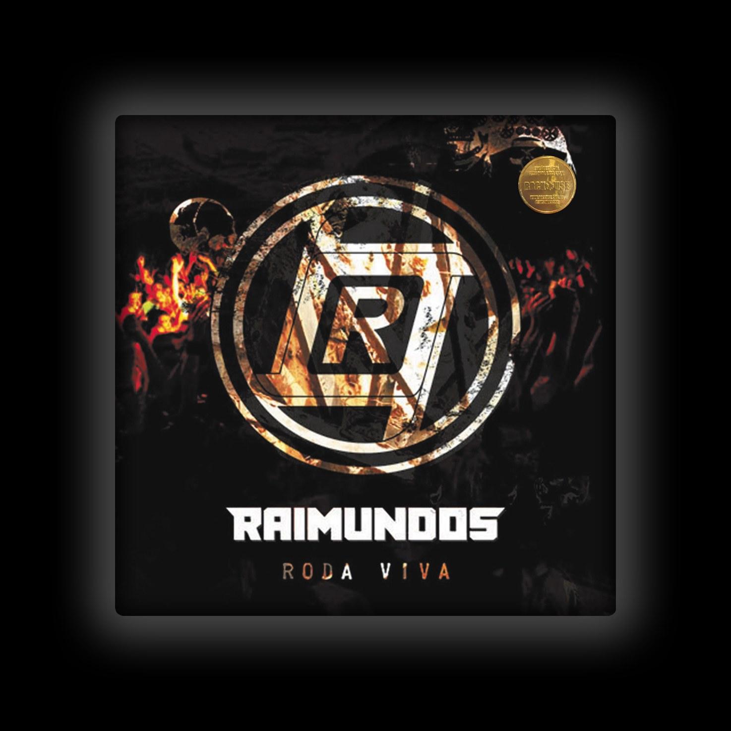 Capa de Almofada Raimundos - Roda Viva