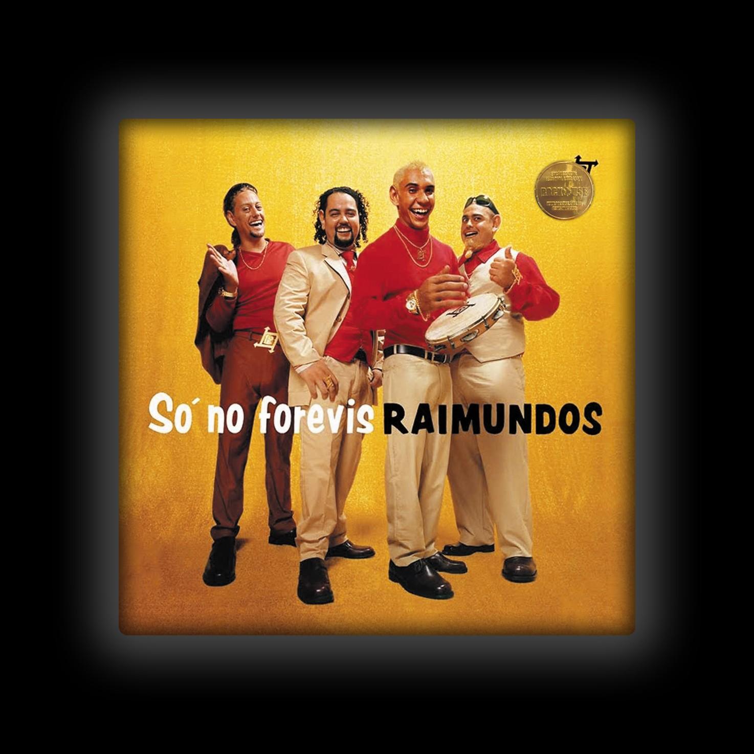 Capa de Almofada Raimundos - Só No Forévis