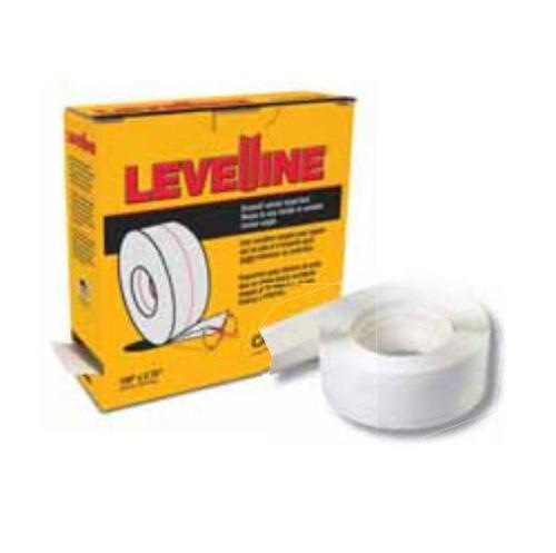 2 3/4 in x 100 ft CertainTeed LEVELLINE Flexible Drywall Corner