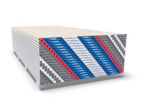 1/2 in x 54 in x 12 ft GP ToughRock Fireguard 45 Gypsum Board