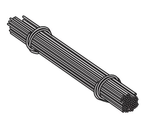 12 ft x 12 Gauge Hanger Wire - 50 lb