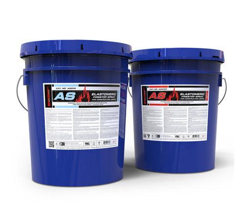 STI SpecSeal AS200 Elastomeric Spray / Red - 5 Gallon Pail