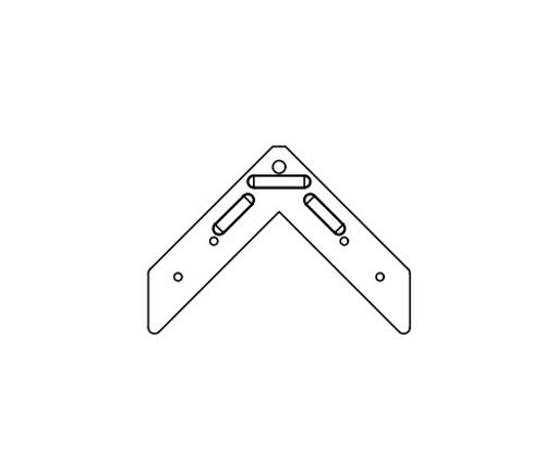 Armstrong 90 Degree Drywall Angle Clip - DW90C