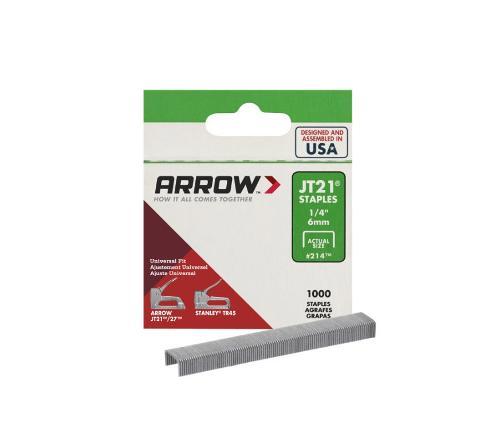 5/16 in Arrow JT21 Staples