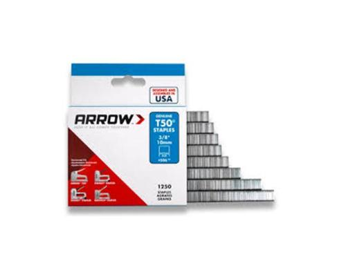 3/8 in Arrow T50 Staples