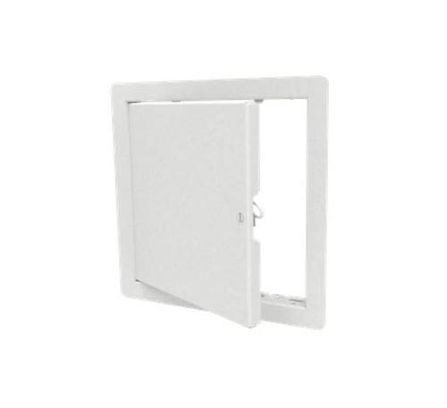 18 in x 18 in Babcock-Davis Architectural Access Door w/ 1 in Flange and Key Operated Cam Latch