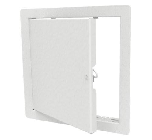 24 in x 24 in Babcock-Davis Architectural Access Door w/ 1 in Flange & Mortise Lock Prep
