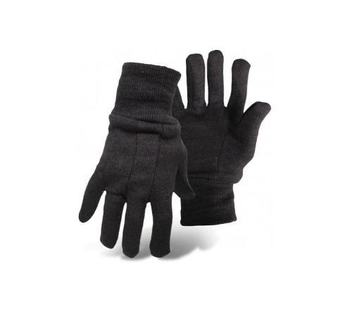 Boss Brown Jersey Medium Weight Glove