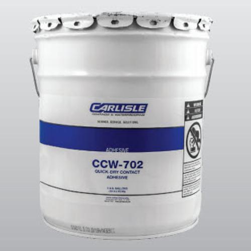 Carlisle CCW-702 Quick Dry Contact Adhesive - 5 Gallon Pail