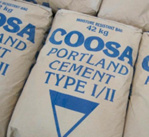Gray Portland Cement Type I - 94 lb Bag