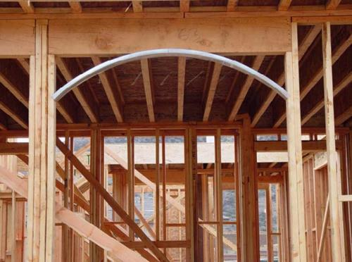 10 ft Easy-Arch EB6-100 Metal Framing Eyebrow Arch