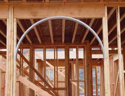 3 ft Easy-Arch HC4-30 Metal Framing Half Circle Arch