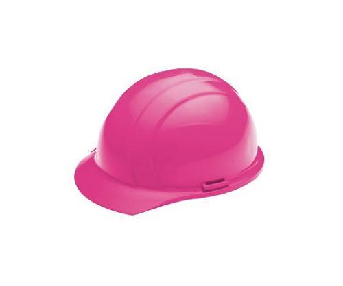 ERB Americana Cap Style Hard Hat w/ 4-Point Mega Ratchet - Hi-Viz Pink