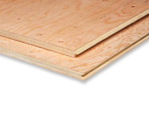 3/4 in x 4 ft x 8 ft Fire Retardant Tounge & Groove Plywood