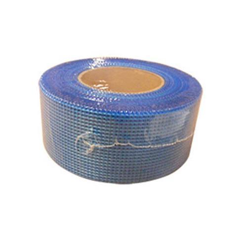 2 in x 300 ft Fiberglass Mesh Drywall Tape - Blue