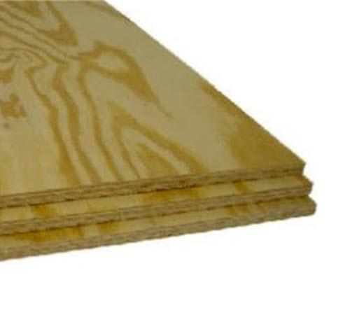 3/4 in x 4 ft x 8 ft CDX Plywood