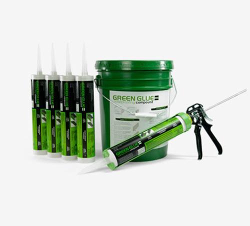 Saint-Gobain Green Glue Noiseproofing Compound - 5 Gallon Pail