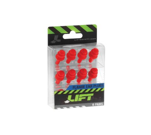 LIFT Safety Flange Ear Plugs