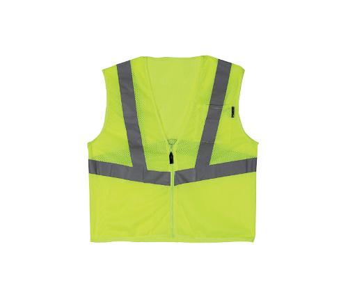 LIFT Safety Viz-Pro 1 Safety Vest / Yellow - Large