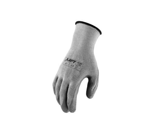 LIFT Safety Palmer L-Tac Latex Crinkle Glove - XL