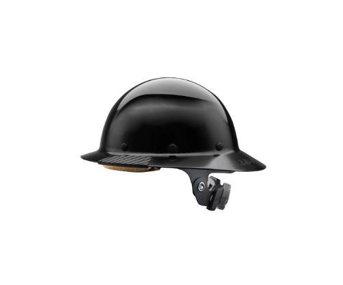 LIFT Safety DAX Full Brim Hard Hat - Black