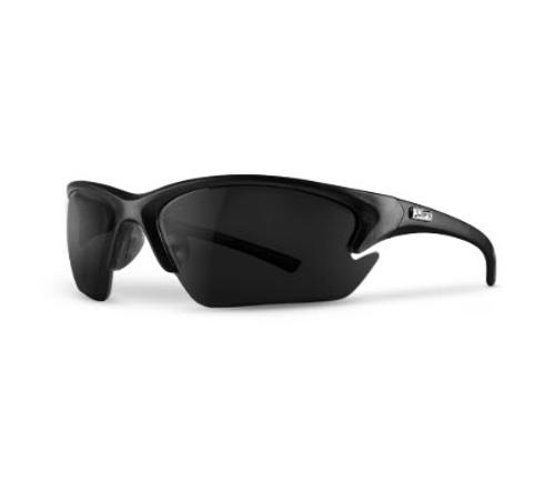 LIFT Safety Quest Safety Glasses - Black Frame/Smoke Lens