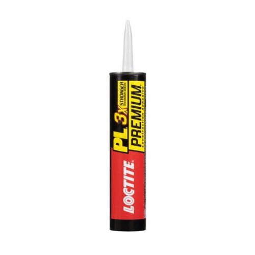 Loctite PL Premium Polyurethane Construction Adhesive - 10 oz Tube