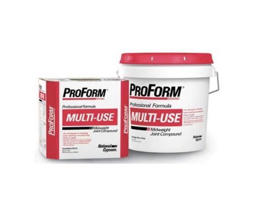 National Gypsum ProForm BRAND Multi-Use Joint Compound - 4.5 Gallon Pail